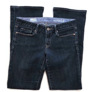 Gap Sexy Boot Jeans 27/4a